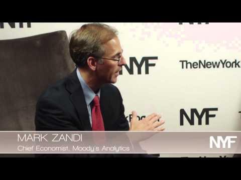 Mark Zandi NY Forum 2011 Interview