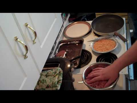 Mock Chicken fried steaks By The Redneck Chef