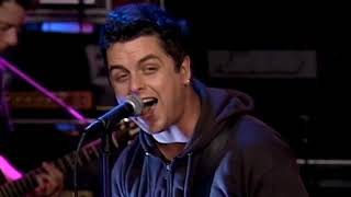 Green Day - Minority (Live on Howard Stern Show 2000)