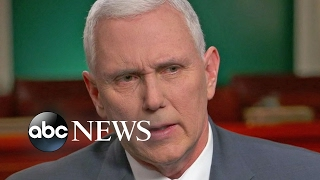 VP Mike Pence Warns Iran to