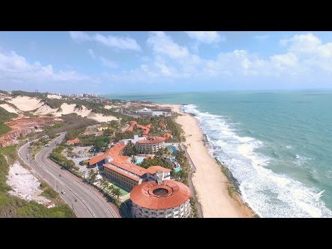 Morro do Careca e via costeira em Natal RN