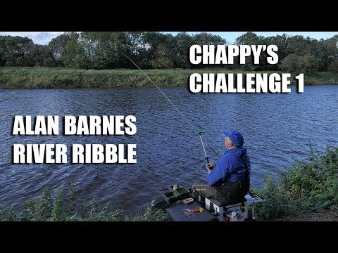 Chappy's Challenge 1 - Alan Barnes Tackles The River Ribble