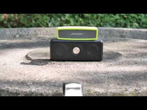 Bose Soundlink Mini vs. TDK A33 outdoor comparison