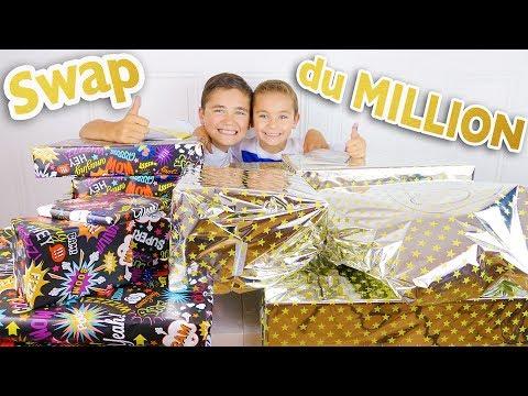 LE SWAP DU MILLION ! - Partie 1