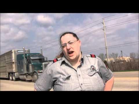 2012-03-26 My Run in with Tyson Foods / Securitas Security - Waterloo, Iowa - Myke Goings