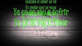 don omar se fue el amor (reggaeton romantico)