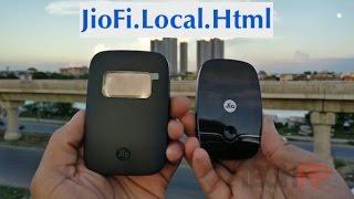 Jiofi Local Html How to Use Login Password Username