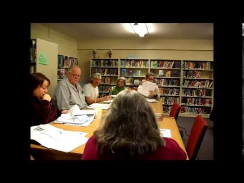 North Ave Coop BOD Meeting - 2/19/2015