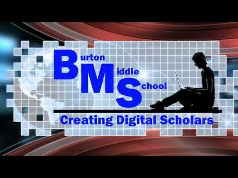 BMS TV Morning Announcements