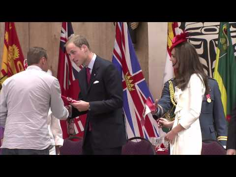 Canadian Citizenship Ceremony in Gatineau - The Duke and Duchess