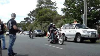 Hells Angels Poker Run 2011 AKL NZ