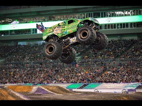 The Ultimate Monster Truck Music Video II (20 minutes)
