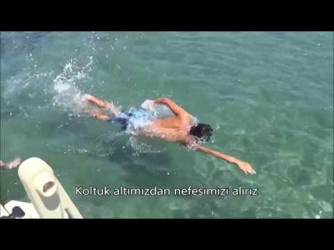 Serbest Stil Nasıl Yüzülür - osman çakır