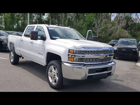2019 Chevrolet Silverado 2500HD New Smyrna Beach, Port Orange, Edgewater, Daytona Beach, Deland, FL