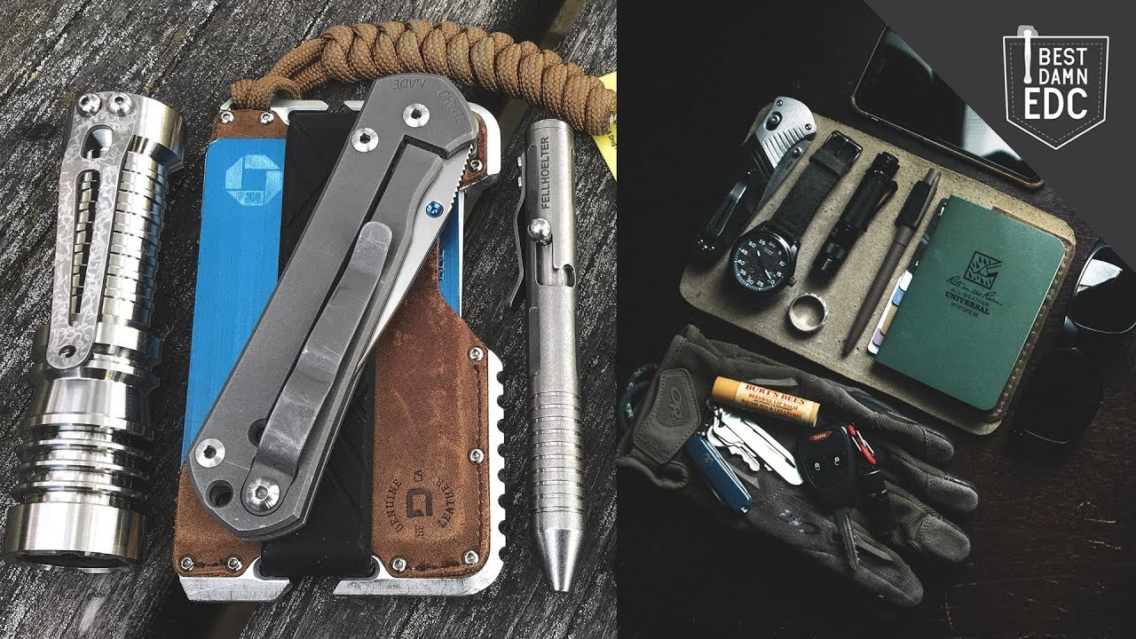 5 Noteworthy Everyday Carry Submissions | EDC Weekly