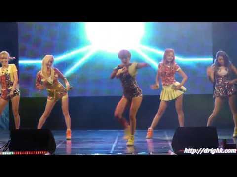 танец корейской группы Trend-D песня  Candy-BOY