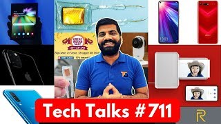 Tech Talks #711 Realme 3 48MP, Samsung S10 5G Battery, Xiaomi Printer, Play Store Adware