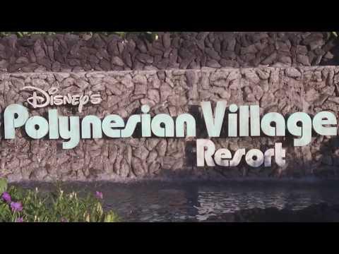 Disney's Polynesian Village Resort Aug 2017