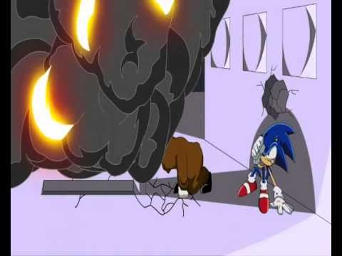 sonic x cosmic chase full movie youtube