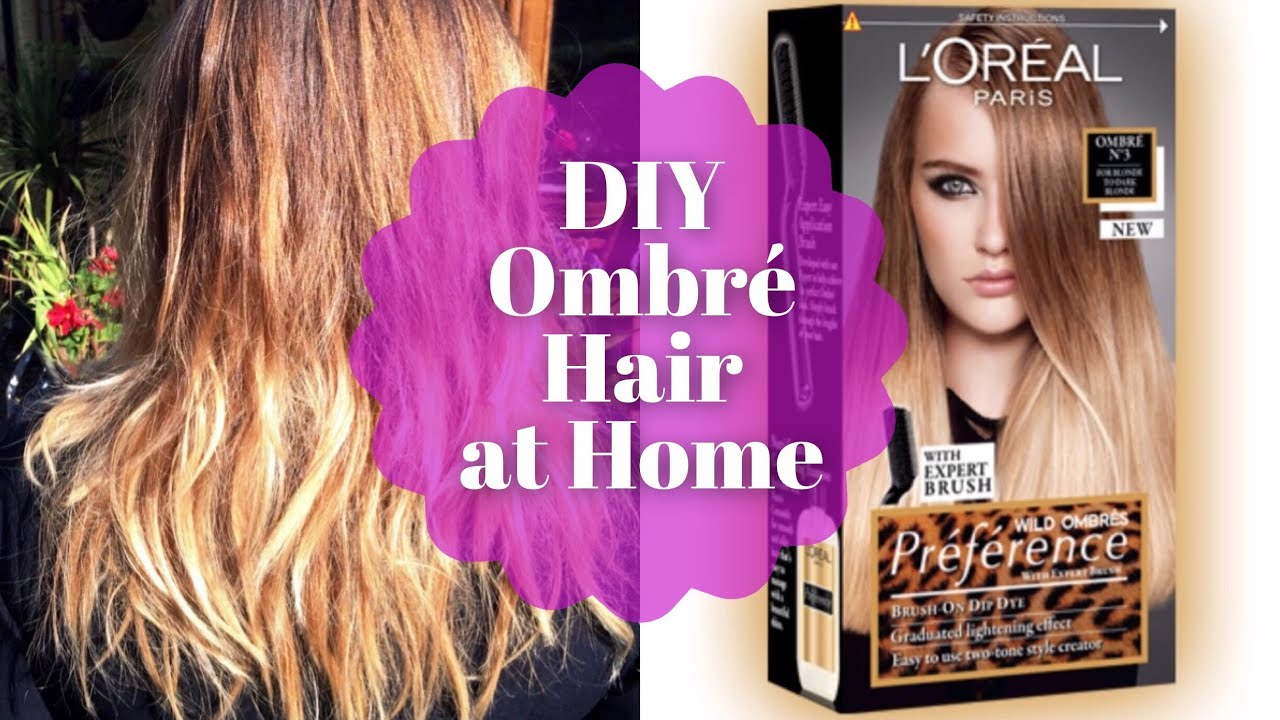 How to use loreal wild ombr youtube solutioingenieria Gallery