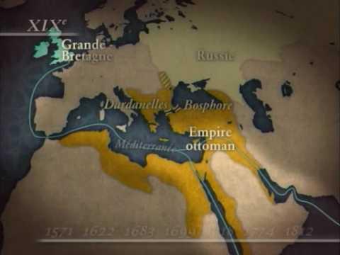 Osmanisches Reich Karte 1914.Das Osmanische Reich 2 2 Doku Mit Offenen Karten