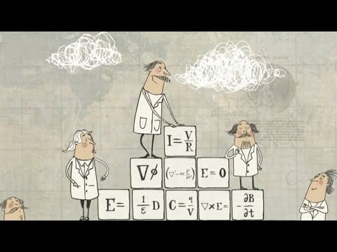 An Animated Story of Physics - Dara O Briain's Science Club - Albert Einstein - BBC