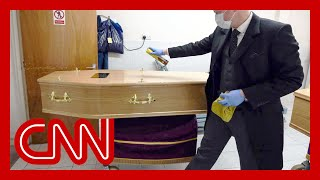 Funeral home manager details crushing pandemic demands