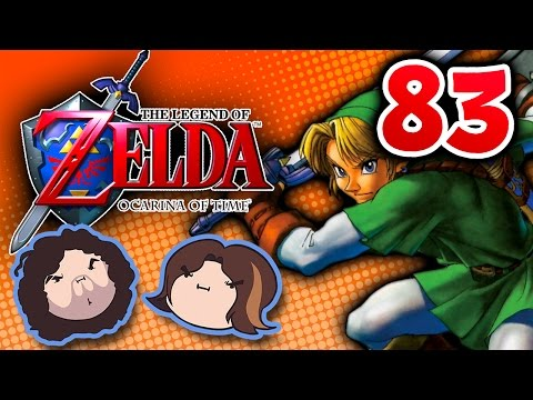 Zelda Ocarina of Time: Too Many Toys - PART 83 - Game Grumps