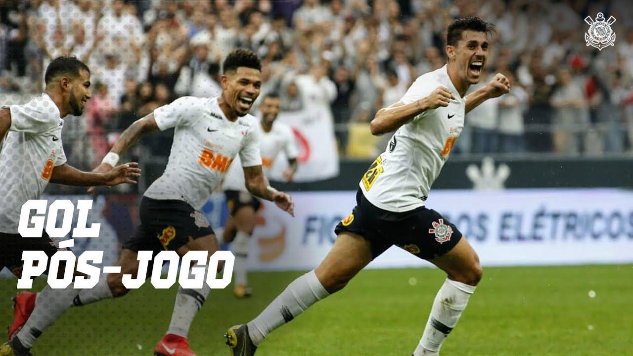 Gol E Pós Jogo Corinthians 1x0 Oeste Paulistão 2019