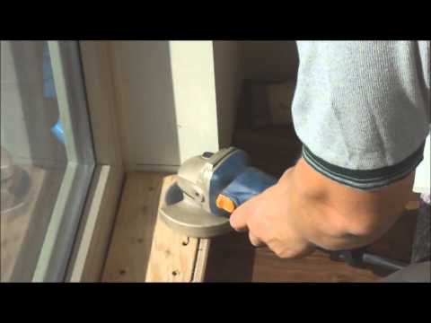 How to Cut Drywall for Bay Window Nosing Installation Mryoucandoityourself