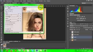 Анимация развивающихся волос с плагином Еye Kandy 4000