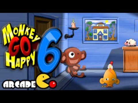 monkey go happy 7 walkthrough