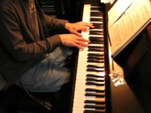 It's All coming Back To Me Now - Piano Solo
