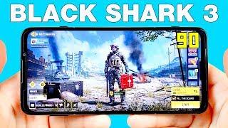 XIAOMI BLACK SHARK 3 - В ИГРАХ 2020 ГОДА! БОЛЬШОЙ ТЕСТ ИГР С FPS! + НАГРЕВ | GAMING TEST