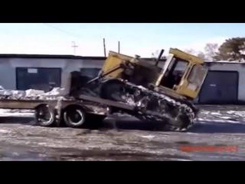 Видео авария техника тяжелая застукивают жен смотреть