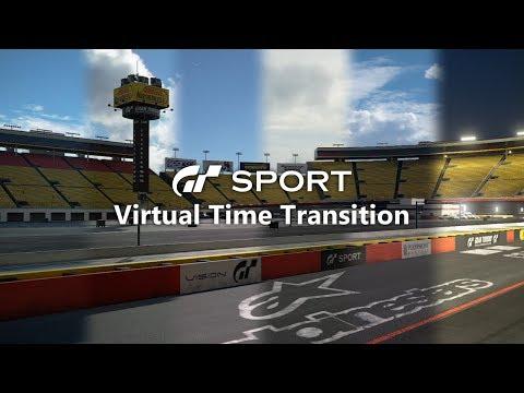 GT SPORT Virtual Time Transition - Dragon Trail   Northern Isle   Colorado Springs