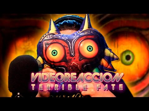 Terrible Fate ( Majora'S Mask VideoreacciÓN )