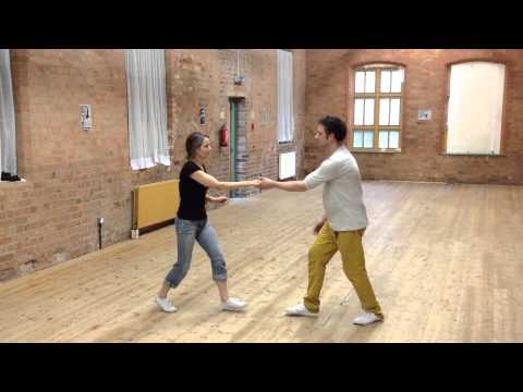Time to Fly! Lindy Hop (Aerials) Workshop with Bruce and Jane at Nottingham Lindy Hop