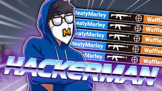 I'm the ultimate hacker in Rainbow Six Siege
