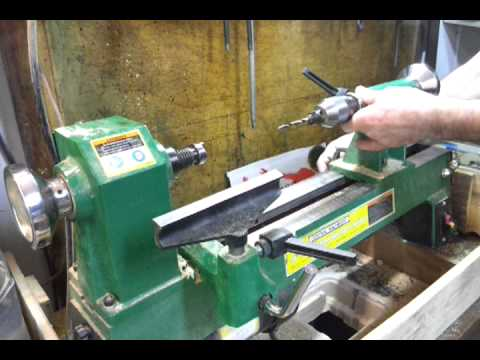 Getting Started with a wood lathe