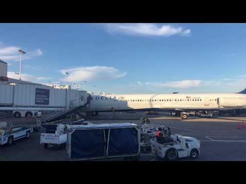Full Delta Flight from Atlanta to Little Rock