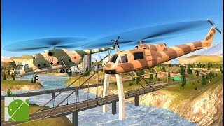 Army Helicopter Marine Rescue - Android Gameplay FHD