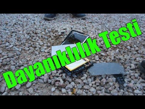 drone ile yüksekten atarak telefon ve tablete dayanıklılık testi yaptık