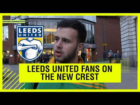 LEEDS UNITED FANS - WHAT DO YOU THINK OF THE NEW BADGE?