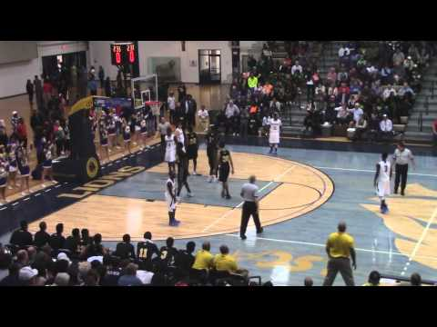 Triple A Stallions Vs Brownsboro 3/6/2015 Playoffs