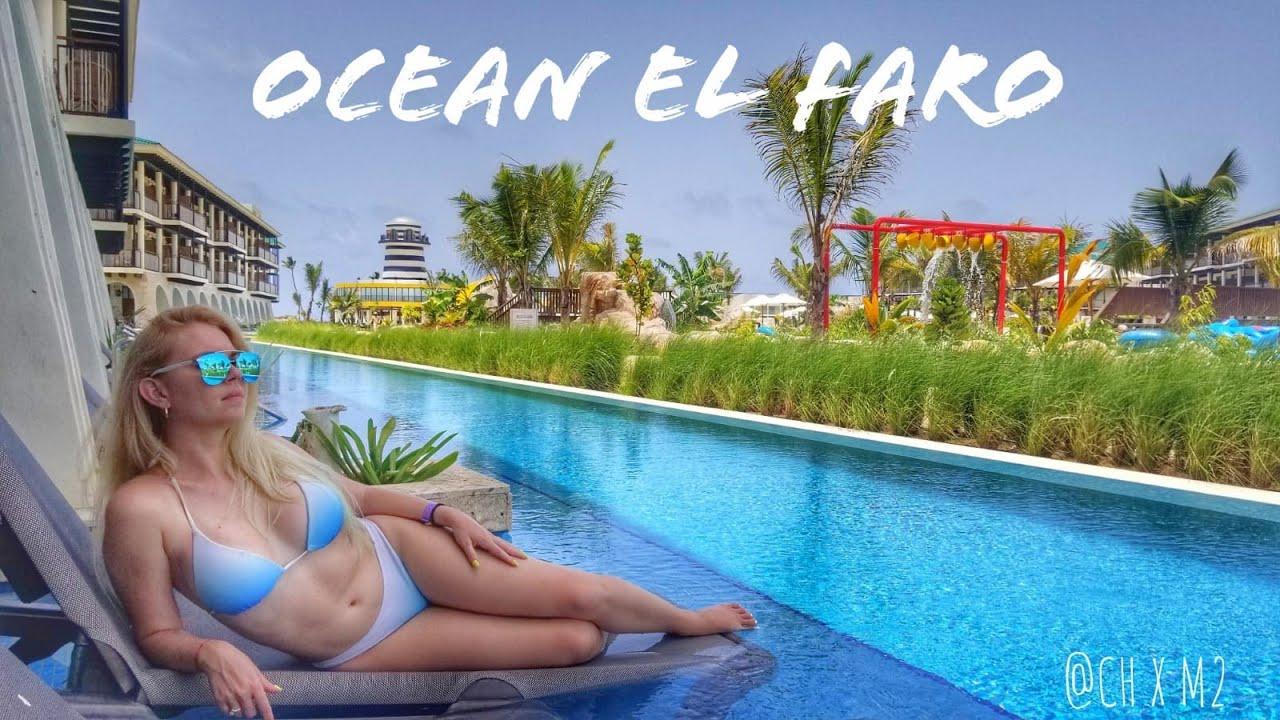 Ocean el Faro, hotel, Republica Dominicana .Vale la pena? #cheapworld