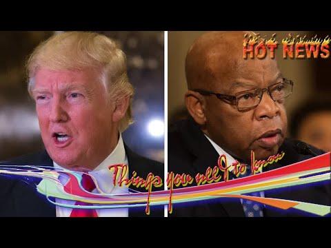 Breaking News One -  Black congressmen skip civil rights museum opening over Trump's attendance