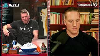 The Pat McAfee Show | Wednesday February 24th, 2021