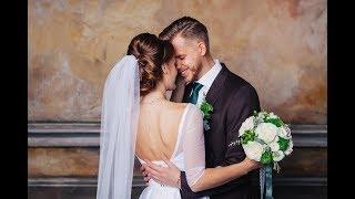 Маленький кинофильм о большом счастье. Свадьба Анны и Алексея.