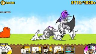 [The Battle Cats] Crab Field (3 Star)